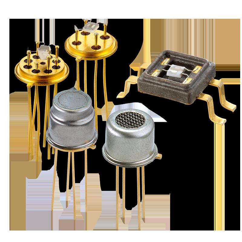 UST Umweltsensortechnik GmbH -MOX gas sensors - overview